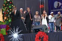 Carols by Candlelight /  ShowMe Pretoria enjoyed a magical night at the 2013 Carols by Candlelight Evening. Driving to the Jacaranda FM and Spar Carols by Candlelight Evening at the SuperSport Park in Pretoria, you could see a sea of burning candles from miles away.