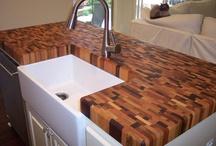 Interior Ideas: Kitchen + Pantry / by Lee Henderson