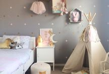 Kid's bedroom ideas