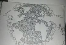 Eigene Zeichnungen