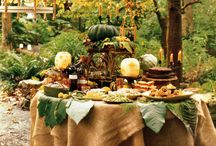autumn party ideas
