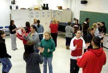 Sra. Fink's Dance Class / by Toni Fink