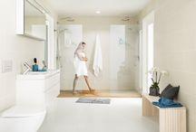Vinkit tyylikkääseen kylpyhuoneeseen / Käytännön vinkkejä tyylikkääseen kylpyhuoneeseen ja sen sisustamiseen.