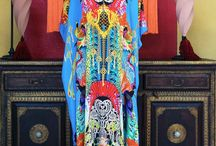 Designer Kaftan Gowns