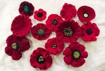 fairhope poppy project / by Nathell Dian