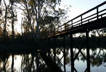 Echuca / Images of my Dad's home town