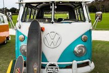 We skated by this classic VW at #eurotripper. #weDUB - photo from vw