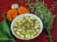 Ugadi Special Recipes / Ugadi is the New Year's Day for the Telugu  people .They celebrate this festival with much enthusiasm and gaiety.