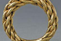 Ancient Gold Viking's