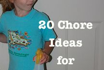 Children's chores