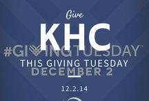 GivingTuesday / GivingTuesday 2014  / by Kansas Humanities Council