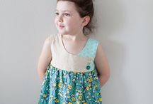 Girl dress patterns