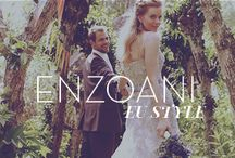 Enzoani European Style / What inspires Enzoani office based in Europe. / by Enzoani