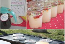 Party planning / by Sylvia Barela