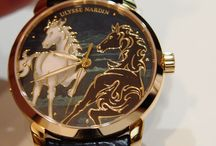 Ulysse Nardin / Founded in 1846 in Le Locle, Switzerland, Ulysse Nardin has been dedicated to excellence for over 160 years and remains on its quest to surpass form and function with inventiveness and beauty.  / by Manfredi Jewels