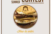 HuHot Summer Contest / by Danielle Clark
