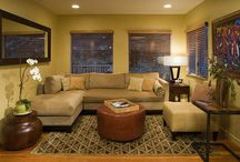 Living room / by Tracie Murray