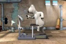 Bernard the Polar Bear-Backkom