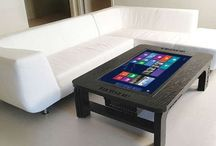 Tech furniture