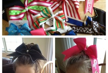 Pretty Hair treats for Kelsey / by Shannon Parker