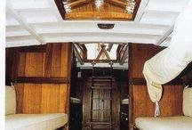 Sail yacht interior_ inspiration