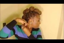Natural Hairstyles & DIY  *Locs*  / by Josette H. Evans