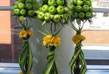 aranj. cu fructe