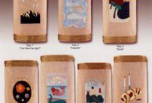 Judaica - Torah Covers / by Kerry Sisselman