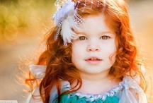 Red heads are beautiful / by Robin Markham