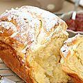 Patisseries / Brioche russe