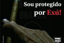 Exus e Pombogira