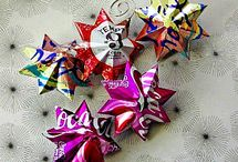 Upcycled Crafts / Recyled Art