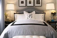Pillow Talk / Bedrooms / by Dena Abney