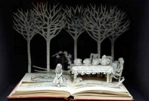 Artist's Books & Paper Art / by BOUND