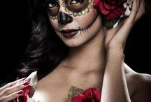 Mexican make-up