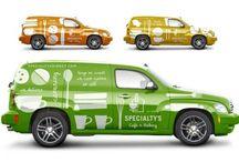 delivery car design