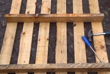 Use that wood again! / Here at Futons247 we seem to end up with bits and pieces of wood, mainly from old pallets, so rather than 'tip' them we're having a go at finding uses for them, mainly in the garden to help grow Veg!