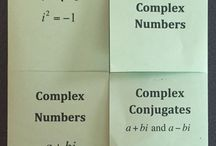 Classroom: Imaginary/complex Numbers