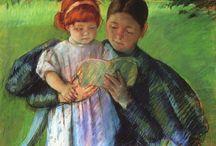 mary cassatt  impressionist