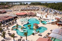 Aquitaine's Favourite Holiday Parks / Al Fresco Holidays offer fantastic family mobile home holidays, check out our collection of parks in Aquitaine.