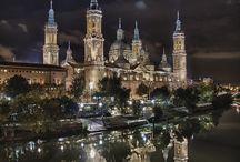 Basilica el pilar Zaragoza / Viajes España