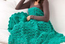 Crochet afghans / by Sherry Miller