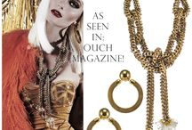 Fashion Editorial Pics / Ouch Magazine