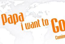 PAPA I Want to GO .... SMM campaign by Boundless Technologies / Campaign run and manage by Boundless Technologies