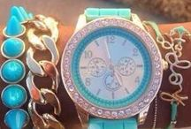 Loves - Arm Party / Bracelets, bangles and watches - the more the better!