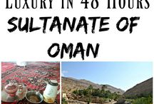 Oman / Discover Oman with these Oman travel tips and itineraries for independent travellers.