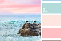COLOR INSPIRATION / Ideas for revamping your decor and giving your space a new look and feel!   ☀︎ boards ☀︎ art ☀︎ design ☀︎ photography ☀︎ palettes ☀︎ paint