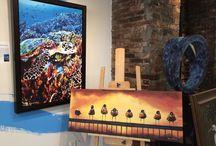 Andell Inn Art