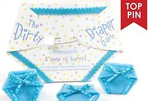 Baby shower games / by Heather Miles