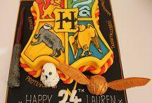 HP cake ideas